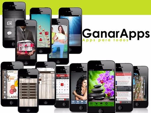 Desarrollo Diseño De Apps Mobile Android E Ios Incluye Carro