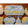 Cookies, Galletitas Decoradas: Baby Shower, Nacimientos