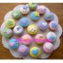 Minicupcakes Personalizados Por 24 Unidades