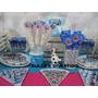 Frozen - Mesas Dulces Tematicas Personalizadas - Candy Bar