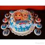 Frozen Tortas Decoradas Personalizadas Por Kilo