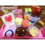 Desayuno A Domicilio Regalo Día Madre Enamorados Cupcakes