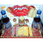Picada Romantica A Domicilio San Valentin, Desayunos,cumples