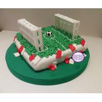 Chocotorta De Fútbol ! Torta Para Eventos - Cumpleaños