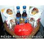 Picada Romantica San Valentin Con Corazon Peluche,cumpleaños