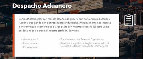 Despachantes De Aduana - Impo/expo Empresas Y Emprendedores