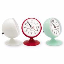 Reloj Despertador Ball Clock Con Luz-seg.silencioso*denda*