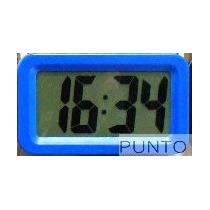 Reloj Despertador Digital Eurotime (brilla En La Oscuridad)