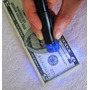 Marcador De Fibra Con Luz Uv Para Detectar Billetes Falsos