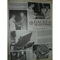 Diario Gaceta Marinera Armada 500 Almirante Ruben Franco