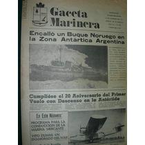 Suple Puerto Belgrano Diario Gaceta Marinera 252 Armada