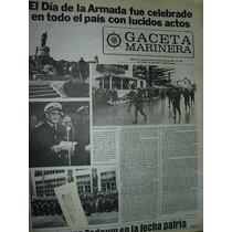 Diario Gaceta Marinera Armada 506 Dia De La Armada