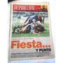 Racing Futuro Campeon 2001 Empata Con River Gol De Bedoya !!