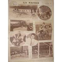Diario La Nacion 18/4/26- Futbol Orient Browell Manchester