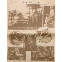 Diario Nacion Suple 21/8/27 Damas Colectividad Italiana