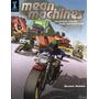 Mean Machines: Lecciones Dibujo Maquinas Comics - En Ingles