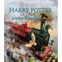 Harry Potter Y La Piedra Filosofal - Edición Ilustrada