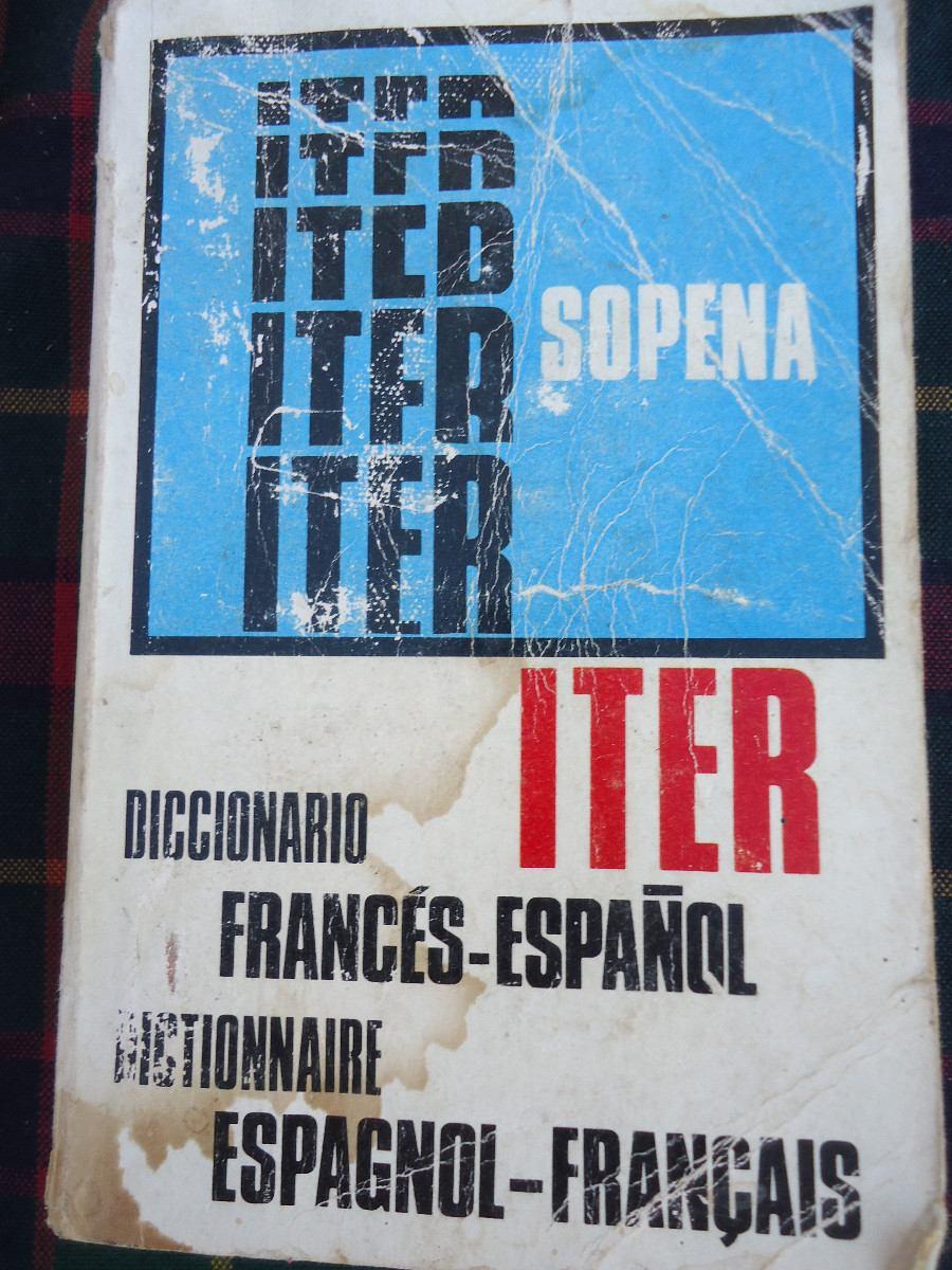 frances espanol diccionario: