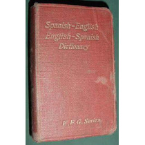 Libro Diccionario Miniatura Ingles Español Pocket English