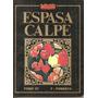 Anteojito Espasa Calpe Diccionario Tomo22 Serie Dorada Libro