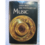 Percy Scholes - The Concise Oxford Dictionary Of Music