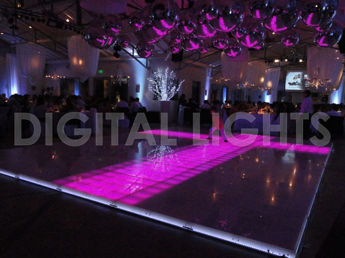 Digital Lights - Piso / Pista De Baile Led Premium