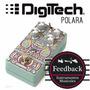 Digitech Polara - Pedal De Guitarra Stereo Reverb