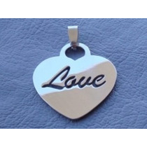 Dije Corazon Love