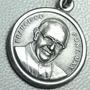 Medalla Del Papa Francisco Plata 925