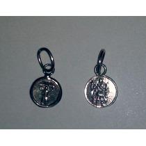 Medallas De Alpaca Gauchito Y San Expedito