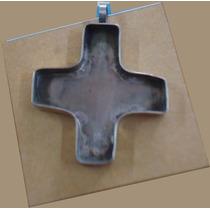 Calota Cruz Para Micromosaico