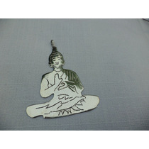 Buda Gautama Inspiracion - Dije Alpaca - Hecho A Mano