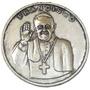 Medalla Del Papa Francisco Con San Benito
