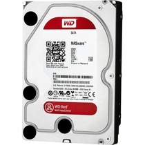 Hd 1tb Para Nas Sata3 64mb Cache Caviar Red (wd10efrx) Wd