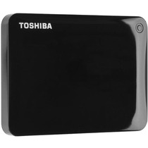 Disco Externo Toshiba 1tb Canvio Connect Ii V8 12 Cuotas
