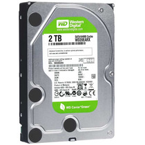 Disco Rigido Wd Western Digital 2tb Caviar Green Sata 64mb