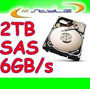 Hdd 2tb 7200 6 Gbps Sas Nl 3.5 Lff P/ Dell Poweredge M910