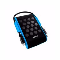 Disco Externo Adata 1tb Usb 3.0 Azul Ahd720-1tu3-cbk Gtia