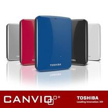 Disco Externo Portatil Toshiba Canvio Connect 1tb Backup