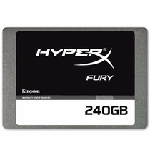 Unidad Estado Sólido Ssd 240gb Kingston Hyperx Fury Pc