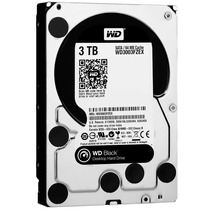 Disco Rigido Hd Wd Caviar Black 3tb 6gb Sata 3 64mb 7200 Rpm