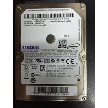 Disco Rigido Samsung 500gb Sata 2 Usado Para Notebook/play