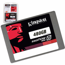 Disco Solido Ssd 480gb Kingston Ssdnow V300 2.5 Pc Notebook