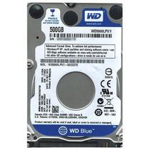 Disco Duro Para Notebook Wd Blue 500gb (wd5000lpvx)