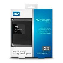 Disco Externo 2 Tb Wd My Passport Ultra Usb 3.0