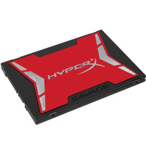 Disco Ssd Estado Solido Kingston Hyperx Savage 120gb Gamer