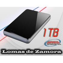 Disco Rígido Externo 1tb Toshiba Wd Samsung Verbatim Seagate