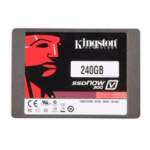 Disco Ssd Kingston 240gb Sata 3 Notebook O Pc 1junta Fac A B