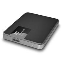 Disco Rigido Externo - Wd My Passport For Mac - 1 Tb - Usb 3