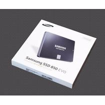 Disco Estado Solido Ssd Samsung 850 Evo 500gb Sata 3